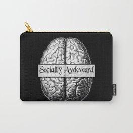 Socially Awkward Carry-All Pouch