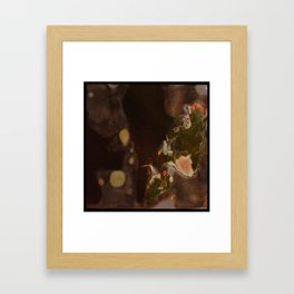 Trespass Framed Art Print