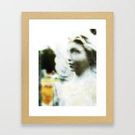 Angel Prayer Framed Art Print