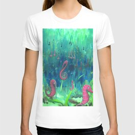 Sea Music T-shirt