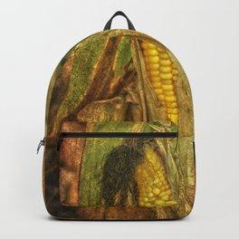 The last ear of corn Backpack