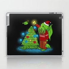 Cthulhu's Happy Holidays Laptop & iPad Skin