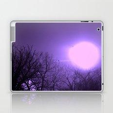 amethyst sky Laptop & iPad Skin