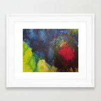 broken Framed Art Prints featuring Broken by Benito Sarnelli