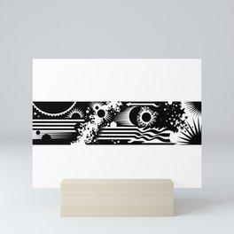 KRACKLE! Mini Art Print