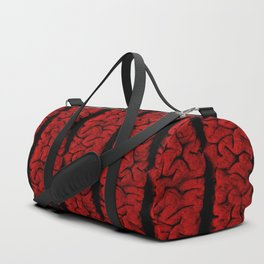 The Vintage Brain Duffle Bag