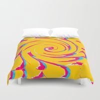 artsy Duvet Covers featuring artsy by myepicass