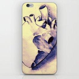 corazónS iPhone Skin