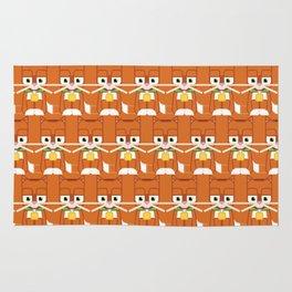 Super cute animals - Cute Kitty Cat Ginger Rug