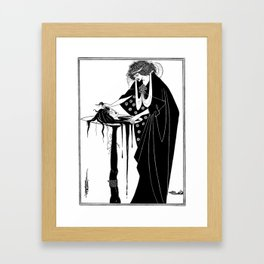The Dancer's Reward Framed Art Print