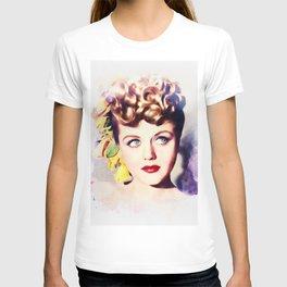 Angela Lansbury, Movie and TV Legend T-shirt