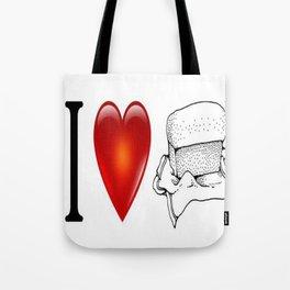I heart loaf Tote Bag