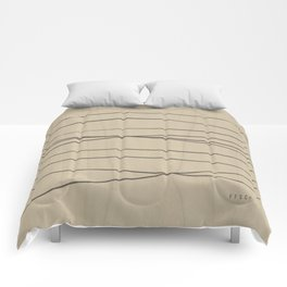 Smooth Stripes Comforters