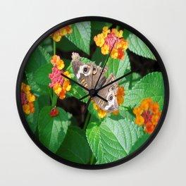 Dots of Color Wall Clock