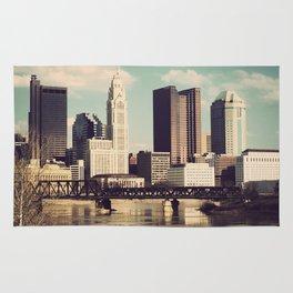 Columbus Ohio 4 Rug