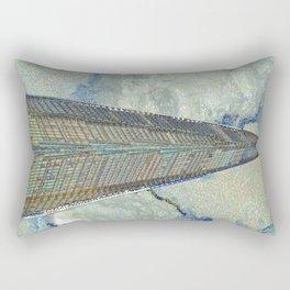 The Shard London Art Rectangular Pillow