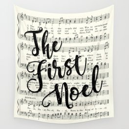 The First Noel Wall Tapestry