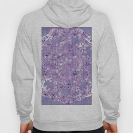 A Taste of Lilac Wine Hoody