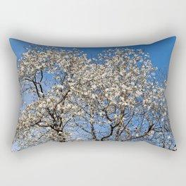 May flowering tree Rectangular Pillow