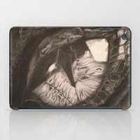 smaug iPad Cases featuring Smaug the Terrible by Jenna N. Good