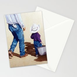 No Job Too Small Stationery Cards