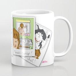 Polaroïds Coffee Mug