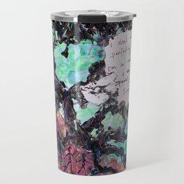 I am spilled paint Travel Mug