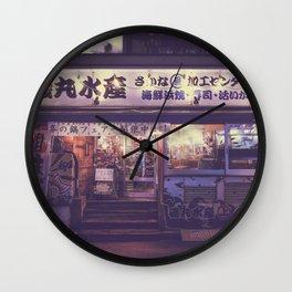 WILD JAPAN 05 Wall Clock