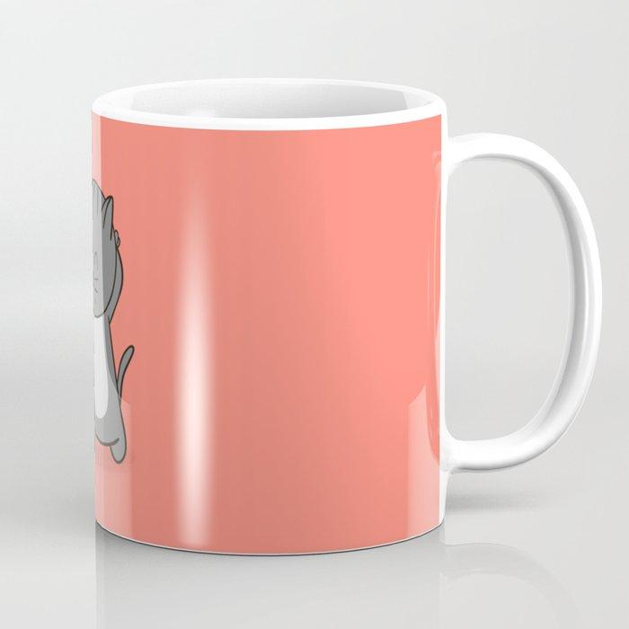 Selfie Kitty Coffee Mug