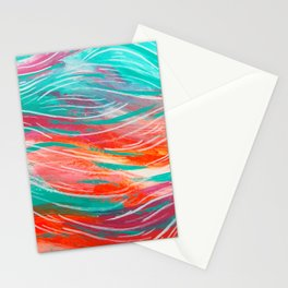 Of The Waves Stationery Cards