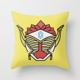 Kamen Rider Gaim- Baron Throw Pillow