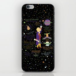 Tycho Brahe iPhone Skin