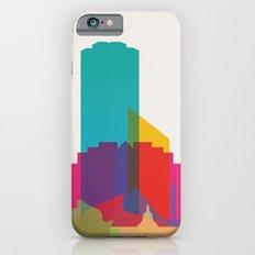 Shapes of Edmonton Slim Case iPhone 6s