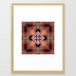 Headless Butterflies Framed Art Print