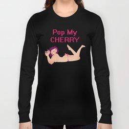 Miss Cherry Long Sleeve T-shirt
