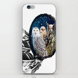 Owls Dream iPhone Skin