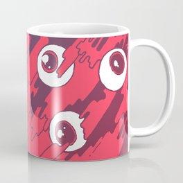 triple eyes Coffee Mug