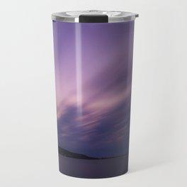 Drama in the sky Travel Mug
