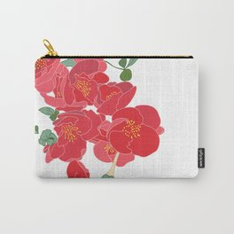 Spring flower blossom Carry-All Pouch