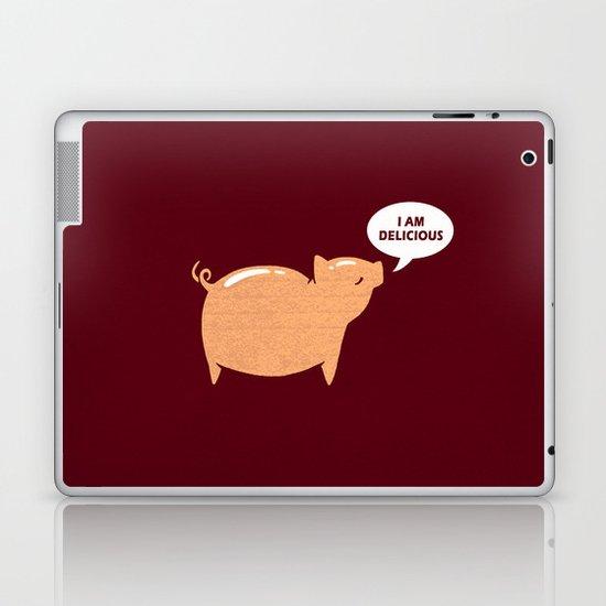 An Honest Meal Laptop & iPad Skin