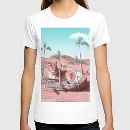 Oasis - Julien Tabet - Photoshop Artwork T-shirt