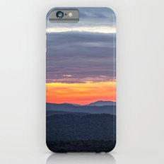subtle sunrise iPhone 6 Slim Case