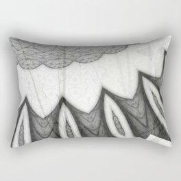 'flower pattern brittmarks' Rectangular Pillow