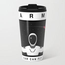 Stamen (White Version) Travel Mug