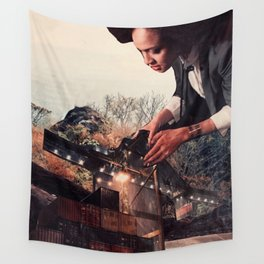 reclaiming space Wall Tapestry