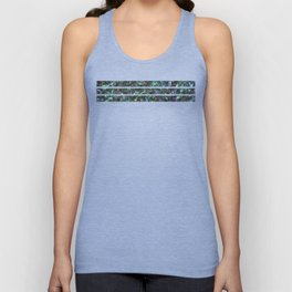 Abalone Shell | Paua Shell | Natural Unisex Tank Top