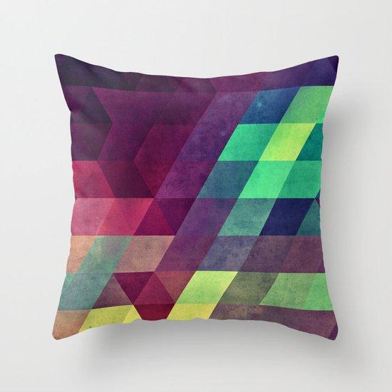 Vynnyyrx Throw Pillow