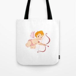 Cupid's Arrow  Tote Bag