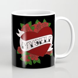 Self Valentine's Coffee Mug