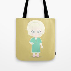 Girls in their Golden Years - Rose Tote Bag